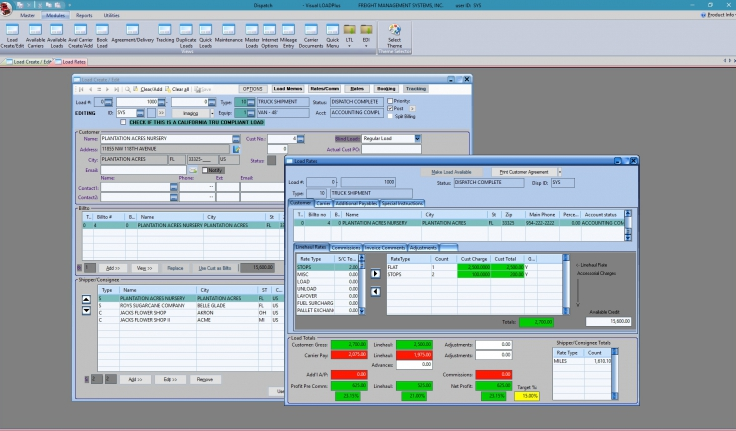 LOADPlus TMS | Freight Management Systems